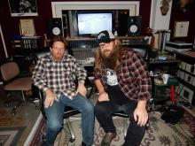 "Tim and Chris Stapleton ""High Flying Bird"" Session 11/2016 ""Where The River Meets The Road"" Cd"